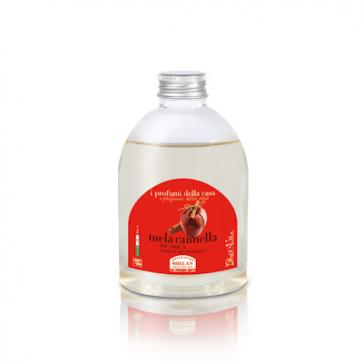 Helan I PROFUMI DELLA CASA - Ricarica Bastoncini Aromatici - Mela Cannella 250 ml