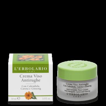 L'Erbolario Crema Viso Antirughe 30 ml