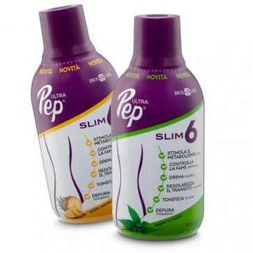 Bios Line Ultra Pep® Slim 6  Tè Verde 500 ml