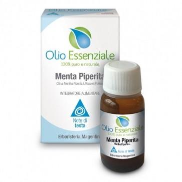 Erboristeria Magentina Olio Essenziale Menta Piperita 10 ml