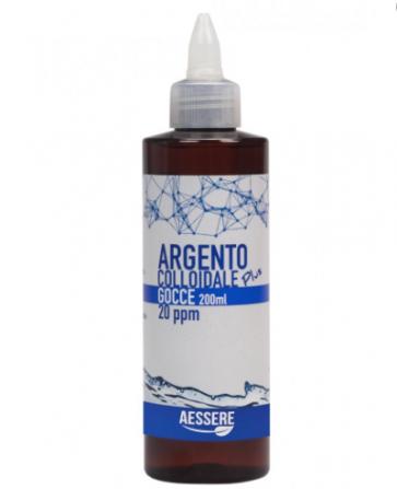 Aessere ARGENTO COLLOIDALE PLUS 200ml