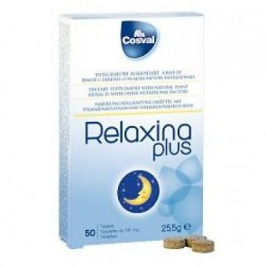 Cosval RELAXINA PLUS 50 tavolette