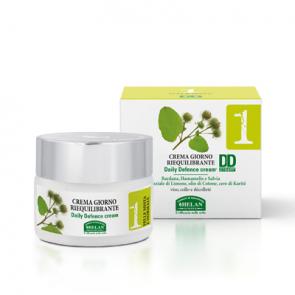 Helan LINEA VISO 1 - Pelle Mista e Normale - Crema Giorno Riequilibrante 50 ml