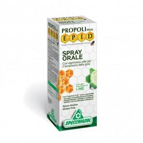 Specchiasol EPID® SPRAY ORALE CON AGRIMONIA GUSTO FRESCO LIME 15 ml