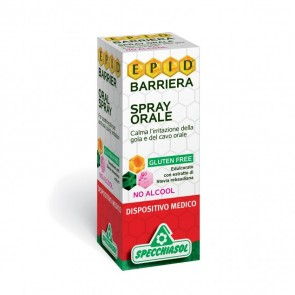 Specchiasol EPID® BARRIERA SPRAY ORALE NO ALCOOL 15 ml