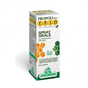Specchiasol EPID® SPRAY ORALE CON ALOE 15 ml