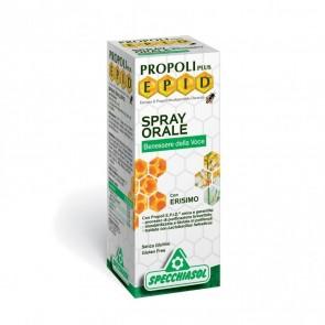 Specchiasol EPID® SPRAY ORALE CON ERISIMO 15 ml
