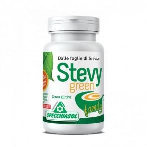 Specchiasol STEVY GREEN FAMILY Barattolo 250g