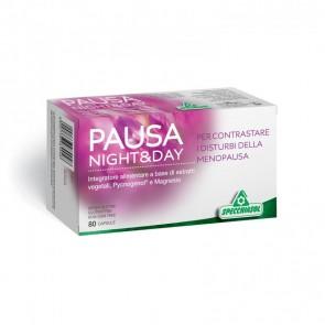 Specchiasol PAUSA NIGHT & DAY 80 Capsule