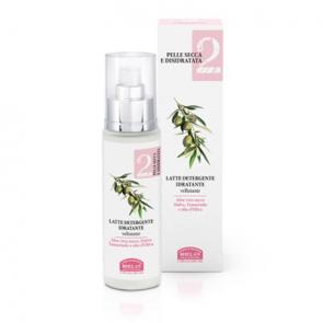Helan LINEA VISO 2 - Pelle Secca e Disidratata - Latte Detergente Idratante 50 ml
