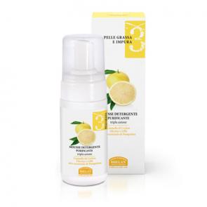 Helan LINEA VISO 3 - Pelle Grassa e Impura - Mousse Detergente Purificante 100 ml