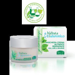 Helan ELISIR ANTITEMPO - Hjdrata Jaluronico - Maschera-Crema Nutriente Reidratante 50 ml