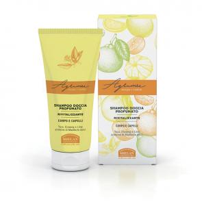 Helan AGRUMÈE Shampoo Doccia Profumato Rivitalizzante 200 ml