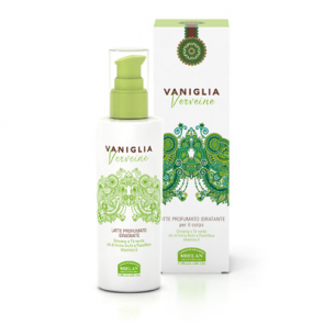 Helan COLLEZIONE VANIGLIE - VANIGLIA VERVEINE - Latte Profumato Idratante 200 ml