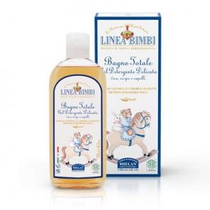 Helan LINEA BIMBI Bagno Totale Gel Detergente Delicato 250 ml