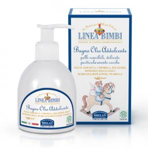 Helan LINEA BIMBI Bagno Olio Addolcente 200 ml