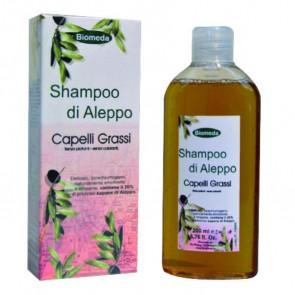 Biomeda Shampoo per capelli grassi Aleppo ml. 200
