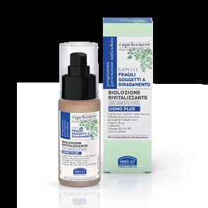 Helan CAPELVENERE PR.9 - Prevenzione Anticaduta - BioLozione Rivitalizzante Plus UOMO 30 ml