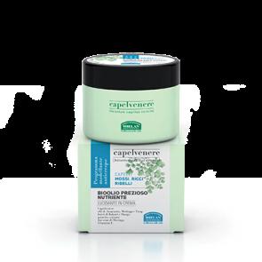 Helan CAPELVENERE PR.5 - Modellante Anticrespo - BioOlio Prezioso Nutriente in crema 100 ml