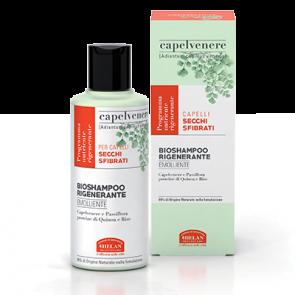 Helan CAPELVENERE PR.6 - Nutriente Rigenerante - BioShampoo Rigenerante 200 ml