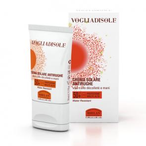 Helan VOGLIA DI SOLE Crema Solare Antirughe SPF50+ 50 ml