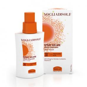 Helan VOGLIA DI SOLE Spray Solare effetto trasparente SPF30 125 ml