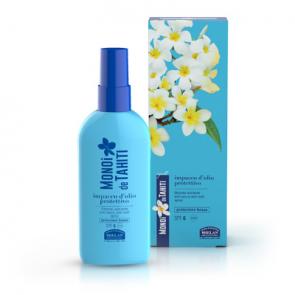 Helan MONOÏ de TAHITI - Il sole nei Capelli - Impacco d'Olio Protettivo Spray SPF6 100 ml