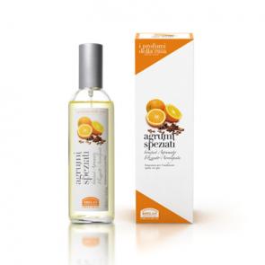 Helan I PROFUMI DELLA CASA - Fragranza per l'Ambiente Spray - Agrumi Speziati 100 ml