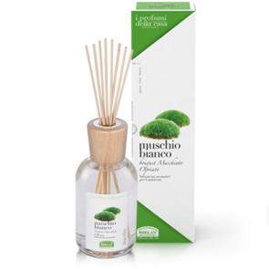 Helan I PROFUMI DELLA CASA - Bastoncini Aromatici Muschio Bianco 250 ml