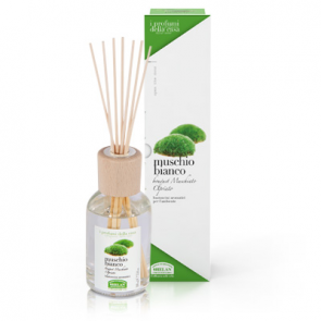 Helan I PROFUMI DELLA CASA - Bastoncini Aromatici Muschio Bianco 100 ml
