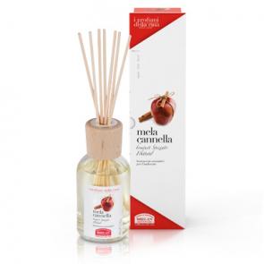 Helan I PROFUMI DELLA CASA - Bastoncini Aromatici - Mela Cannella 100 ml