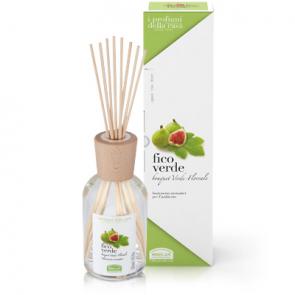 Helan I PROFUMI DELLA CASA - Bastoncini Aromatici - Fico Verde 100 ml