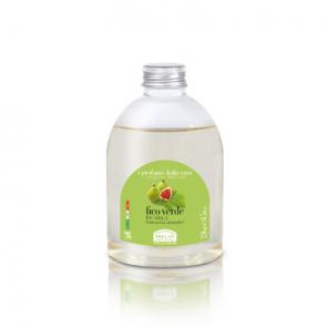 Helan I PROFUMI DELLA CASA - Ricarica Bastoncini Aromatici - Fico Verde 250 ml