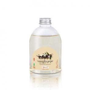 Helan I PROFUMI DELLA CASA Ricarica Bastoncini Aromatici Vaniglia Pepe 250 ml