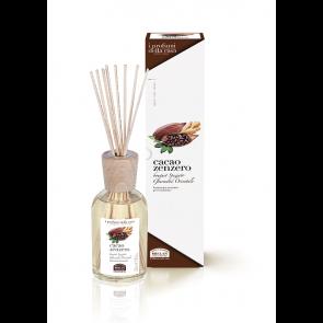 Helan I PROFUMI DELLA CASA - Bastoncini Aromatici - Cacao Zenzero 100 ml