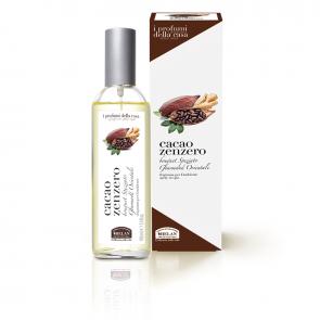 Helan I PROFUMI DELLA CASA - Fragranza per l'Ambiente Spray - Cacao Zenzero 100 ml