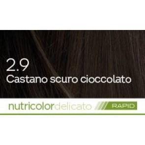 Bios Line Biokap Nutricolor Tinta Delicato Rapid 135 ml - 2.90 CASTANO SCURO CIOCCOLATO