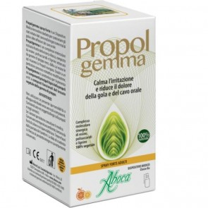 Aboca PROPOLGEMMA - SPRAY FORTE ADULTI   30 ml