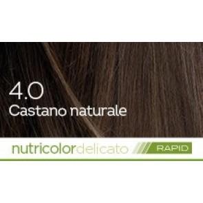 Bios Line Biokap Nutricolor Tinta Delicato Rapid 135 ml - 4.0 CASTANO NATURALE