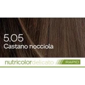 Bios Line Biokap Nutricolor Tinta Delicato Rapid 135 ml - 5.05 CASTANO NOCCIOLA