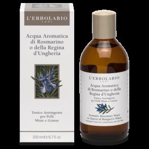 L'Erbolario Acqua Aromatica per Pelli Miste e Grasse 200 ml