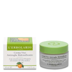 L'Erbolario Crema Viso Antirughe Ridensificante 50 ml