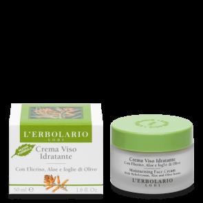 L'Erbolario Crema Viso Idratante 50 ml