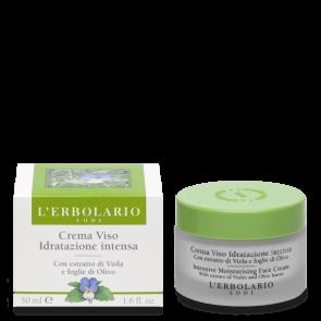 L'Erbolario Crema Viso Idratazione Intensa 50 ml