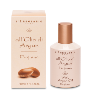 L'Erbolario Profumo All'Olio di Argan 50 ml