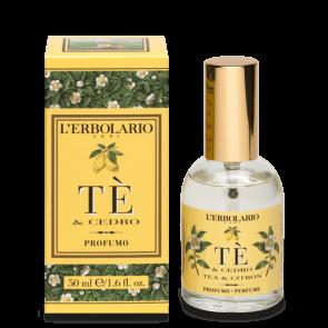 L'Erbolario Profumo Te' & Cedro 50 ml