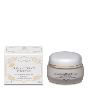 L'Erbolario Crema Nutriente Anti-Tempo 40 ml
