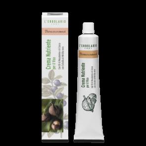 L'Erbolario Crema Nutriente Viso Bioecocosmesi 50 ml