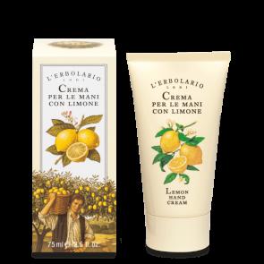 L'Erbolario Crema per le Mani con Limone 75 ml