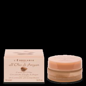 L'Erbolario Crema Viso All'Olio di Argan 50 ml
